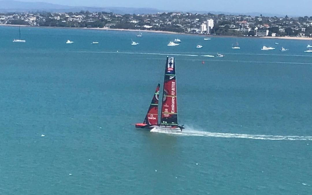 Americas Cup shows innovation is a process