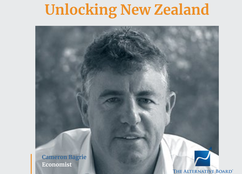 Unlocking New Zealand with Cameron Bagrie