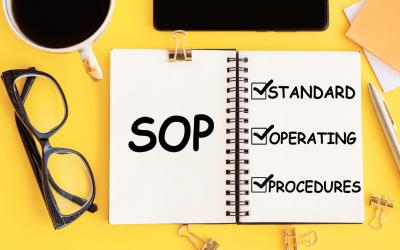 Seven Secrets for creating Standard Operating Procedures (SOPs)